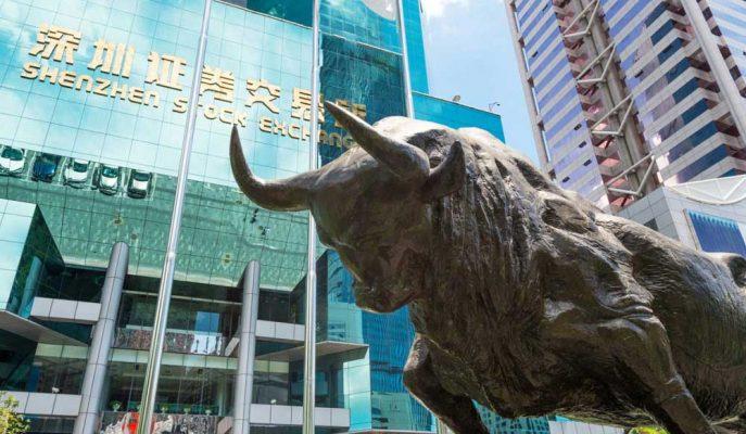 Çin Hisseleri, İkinci Çeyrekteki Düşük Büyümeye Rağmen Yükseldi