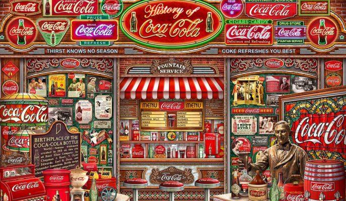 Coca Cola'nın Yüksek Kazançları Gelir Tahminini, Bu da Hisselerini Yükseltti