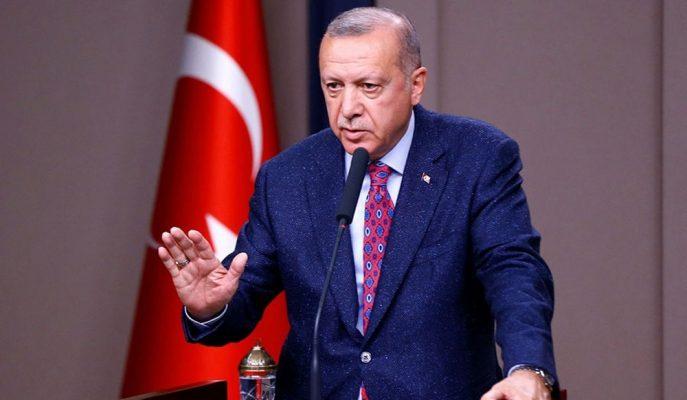 Erdoğan Vahdettin Köşkü'nde S-400 Teslimatı ve ABD Yatırımları Hakkında Konuştu