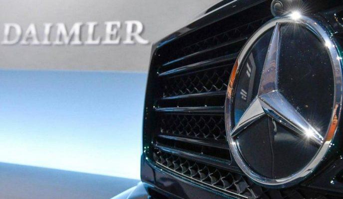 Daimler'den 2019 Yılı İkinci Çeyrek Karı için Zarar Uyarısı!