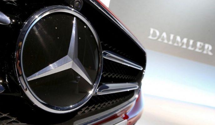 Daimler Hissesini Artıran Çinli BAIC, Payını %15'e Çıkardı!
