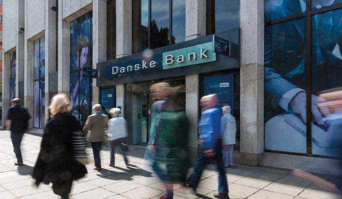 Danske Bank Kârı, Yüksek Maliyetler ve Düşük Faiz Oranlarından Etkilendi