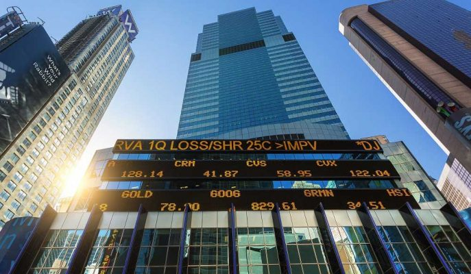 Dow, FED Politikası için İpuçları Ararken Üçüncü Günde de Düşüşe Yöneldi