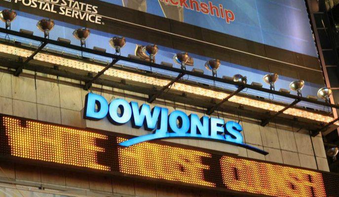 Dow Jones Teknoloji Hisseleri Öncülüğünde 150 Puanlık Düşüşte