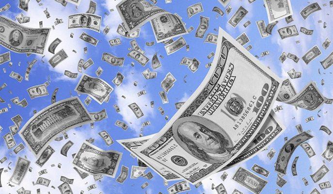 Düşüş Eğilimi Süren Dolar/TL 5,64'lerde Seyrediyor