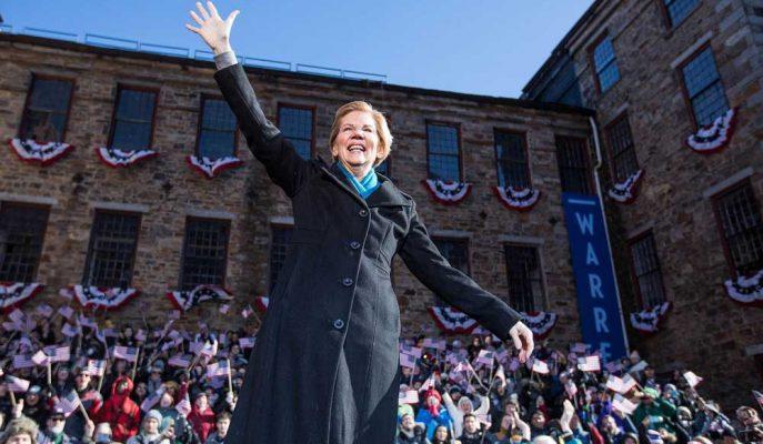 Elizabeth Warren Bir Sonraki Ekonomik Krizin Verdiği İşaretlerden Bahsetti