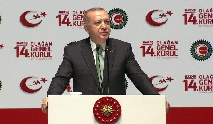 Cumhurbaşkanı Erdoğan: Merkez Bankası Beklenen Rolü Oynamadı