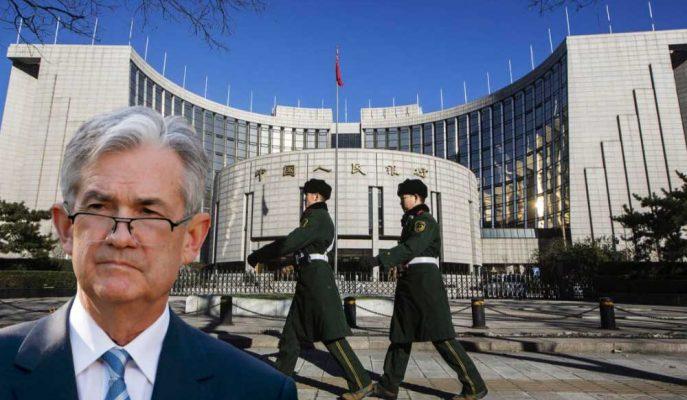 FED'in Faiz İndirimi Çin Merkez Bankası Üzerindeki Baskıyı Azaltacak
