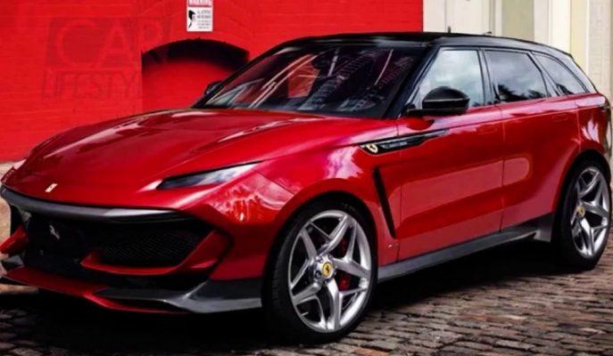 Ferrari'nin Purosangue SUV'u Üretmesi Durumunda Lamborghini'yi Zor Günler Bekliyor!