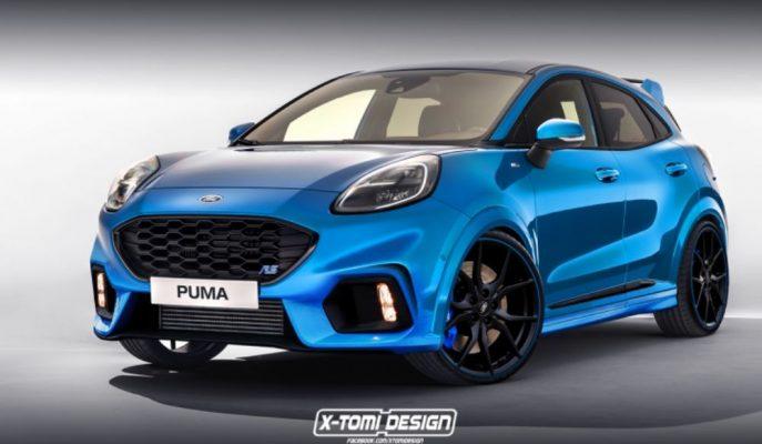 """Ford'dan Daha Heyecanlısını İsteyenlere """"Puma RS"""""""
