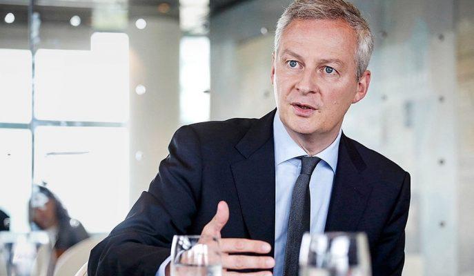 Fransa Maliye Bakanı Le Maire IMF'ye Aday İsmi Belirleme Çağrısı Yaptı