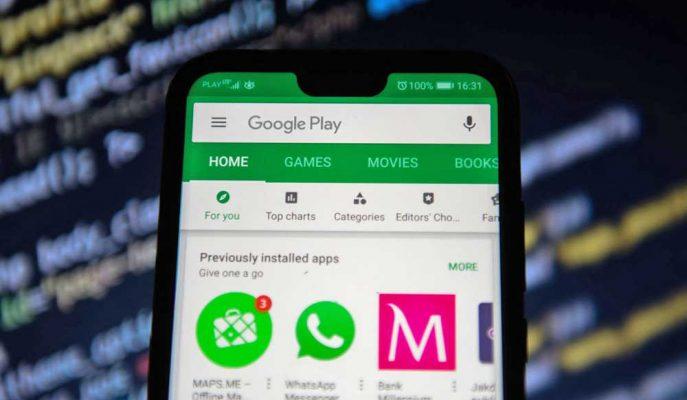 Google Casusluk ve Reklam İhlali Yapan Çok Sayıda Uygulamayı Play Store'dan Kaldırdı