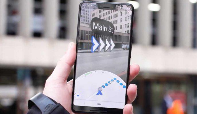 Google Haritalar İyileştirme Çalışmalarında Yapay Zekadan Faydalanacak