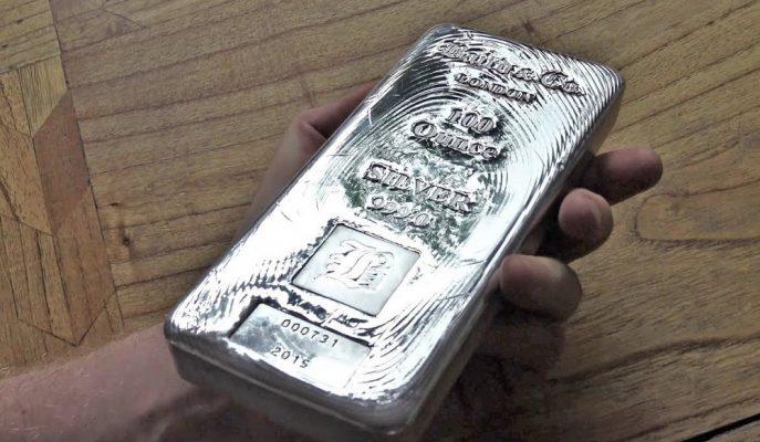 Değerli Metaller Yükseliş Gösterirken, Gümüş 3 Yılın En Güçlü Haftalık Kazancına Yöneldi