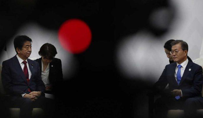 Güney Kore-Japonya Ticaret Çatışması Uzun Zamandır Planlamada ve Gerilim Yükselecek