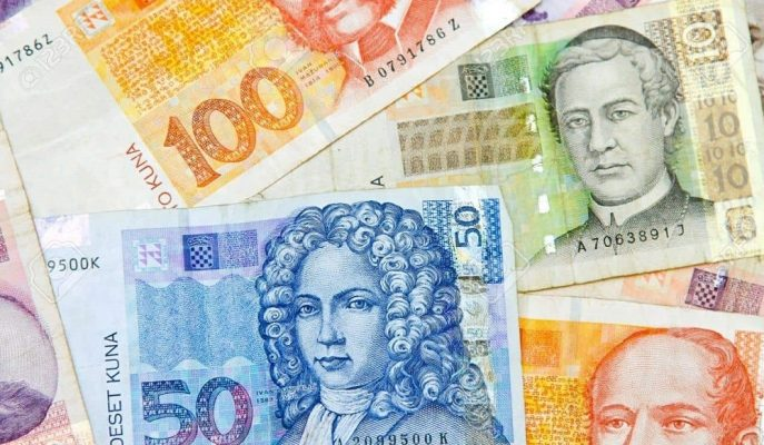 Hırvatistan Resmi Para Birimi Kuna'dan Euro'ya Geçmek İstiyor