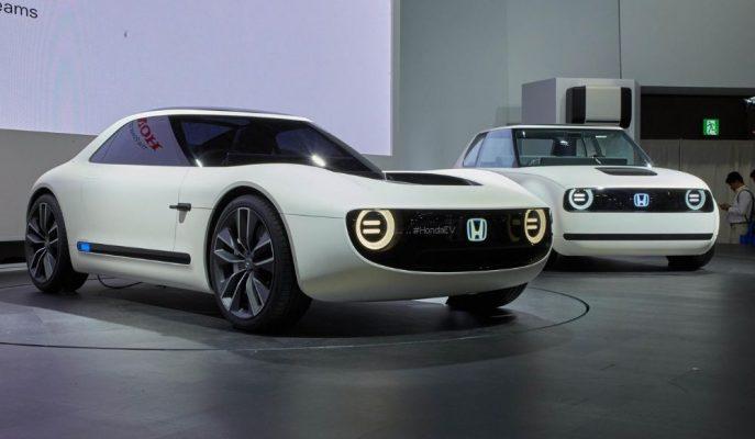 """Honda, Daha Büyük Elektrikli Araçlarını Üzerinde Çalıştığı """"BEV"""" Platformuna Alacak!"""