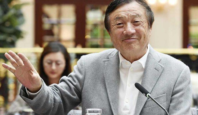 Huawei CEO'su: ABD ile İlişkiler Düzelmese Bile Yolumuza Devam Edeceğiz