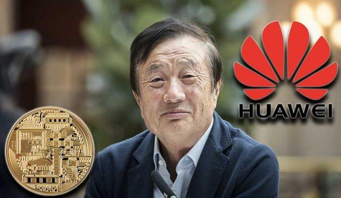 Libra için Endişeli Olmayan Huawei CEO'su Çin'in Kendi Kripto Parasını Çıkarması Gerektiğini Söyledi