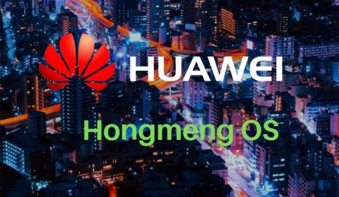 Huawei Kendi Geliştirdiği HongMeng OS'un Yer Alacağı Ürünleri Önümüzdeki Ay Açıklayacak