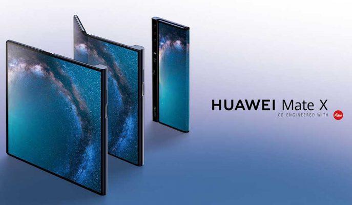 Huawei Katlanabilir Telefonu Mate X için Bir Süre Daha Bekleyecek
