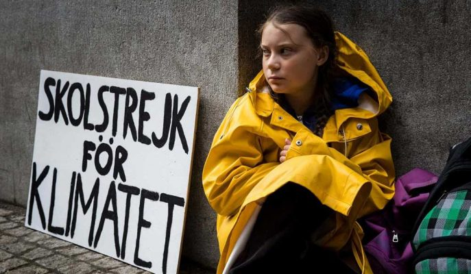 İklim Aktivisti Greta Thunberg, OPEC Genel Sekreteri Barkindo'ya Teşekkür Etti!