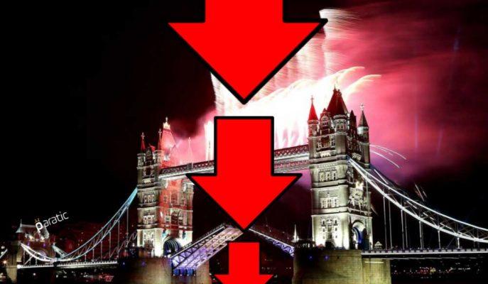 İngiltere Finansal Krizden Bu Yana En Yüksek Resesyon Riskiyle Karşı Karşıya