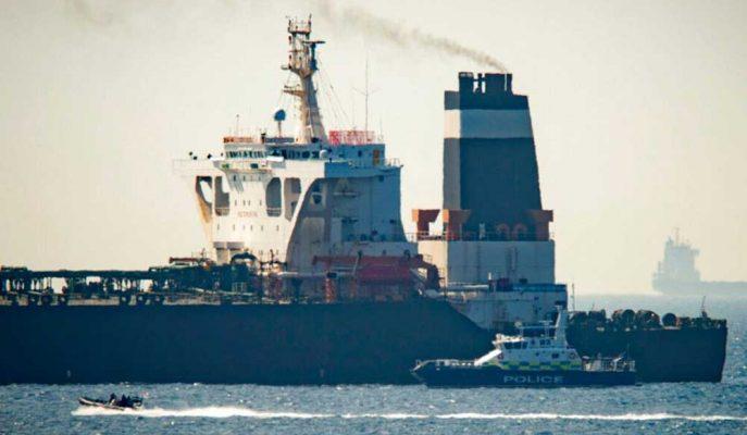 İran, Tankerini Ele Geçiren Kraliyet Deniz Piyadelerini Tehdit Etti