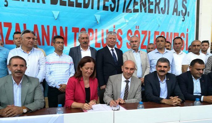 İZENERJİ Çalışanlarının Maaşı Toplu İş Sözleşmesinin Ardından 1000 TL Arttı