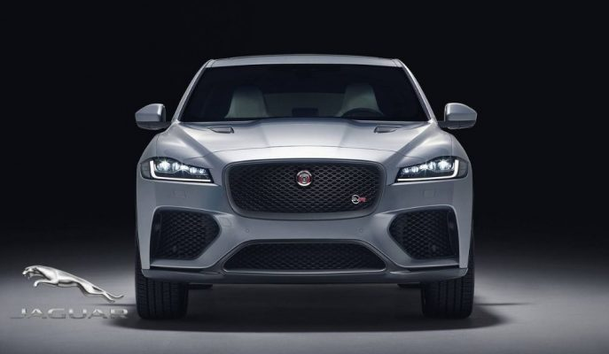 """Jaguar, BMW'nin X7'sine """"J-Pace SUV"""" ile Karşılık Vermeye Hazırlanıyor!"""