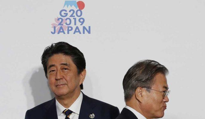 Japonya-Güney Kore Arasında Artan Gerilim Ticareti Aşağıya Çekecek