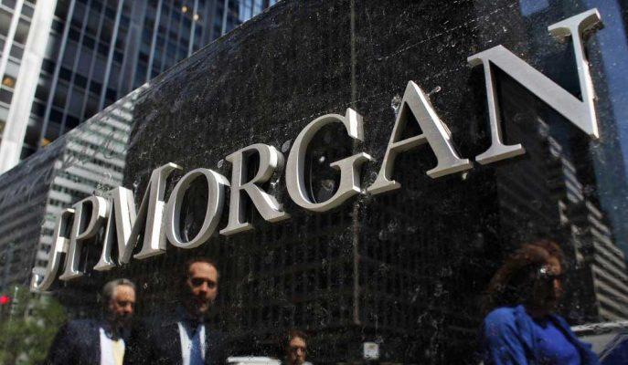 JP Morgan İkinci Çeyrekte Kârını %16 Artırdı Ancak Düşük Faiz Tahmini Hisseleri Düşürdü