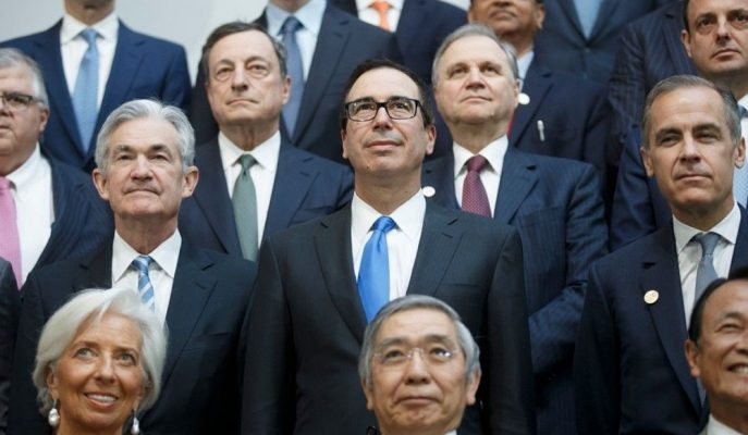 Küresel MB Başkanları Ekonomiyi Korumada Hükümetlerin Destek Çıkmamasından Şikayetçi
