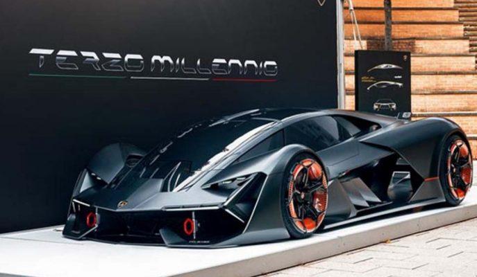 "Lamborghini Frankfurt'ta 2.5 Milyon Dolarlık ""Hibrit Hipercar"" Gösterecek!"