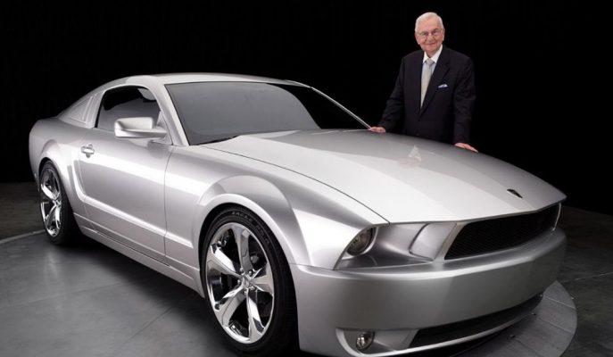 """Ford Mustang'in Babası Otomotiv Efsanesi """"Lee Iacocca"""" 94 Yaşında Öldü!"""