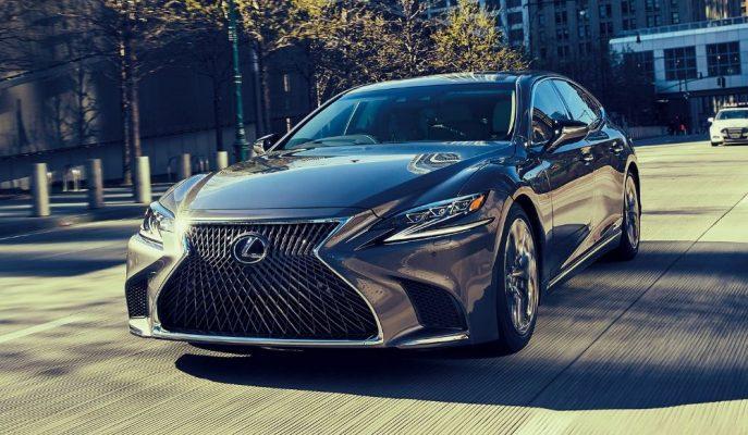 Lexus Gelecek Seneye Araçlarına Otonom II'nin Üst Seviyesini Yüklüyor!