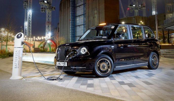 London Taksi Avrupa Açılıyor ve TX'in Sonbaharda Düşük Bir Versiyonu Geliyor!