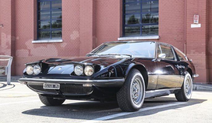 Maserati 60'lı Yılların En Havalısı Indy Coupe'nin 50. Yılını Kutluyor!