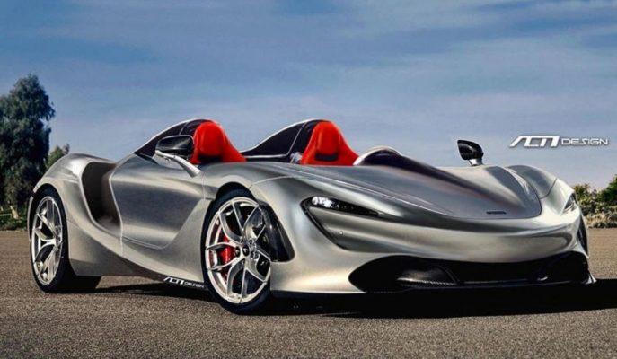 McLaren'in Yeni Speedster'ine Kafa Bulandırıcı İlk Yorum Geldi!