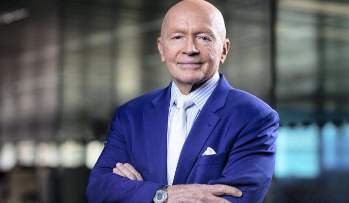 Ünlü Yatırımcı Mobius Altına Yatırım Yapılmasını Öneriyor