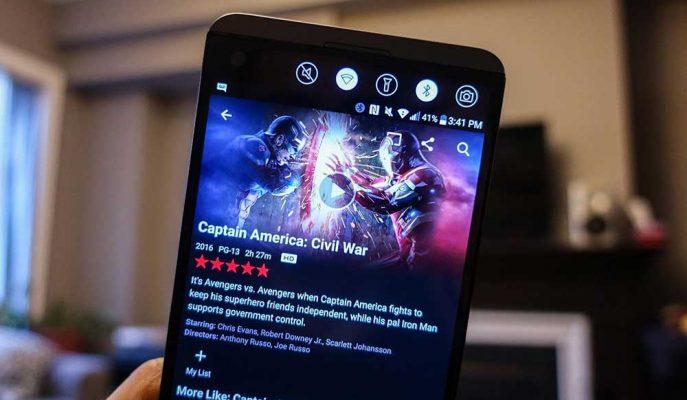 Netflix Android Uygulamasında İstediği Fiziksel Aktivite İzni için Bilgilendirme Yaptı