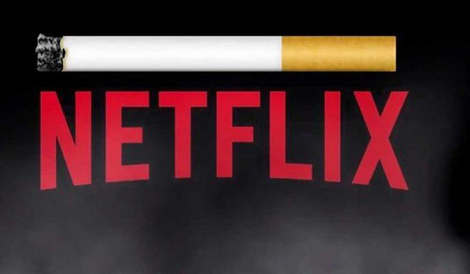 Netflix Kendi Hazırladığı Yapımlara Sigara Düzenlemesi Yapacak