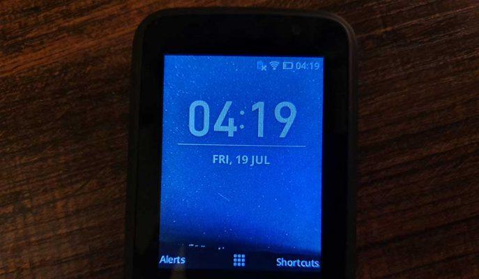 Bir Zamanların Efsane Telefon Üreticisi Nokia Tuşlu Telefondan Vazgeçmiyor