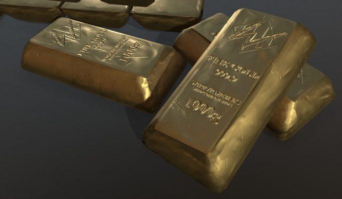 Ons Altın FED ve Ticaret Görüşmeleri Öncesi 1424 Dolar ile Yükseliş Trendinde