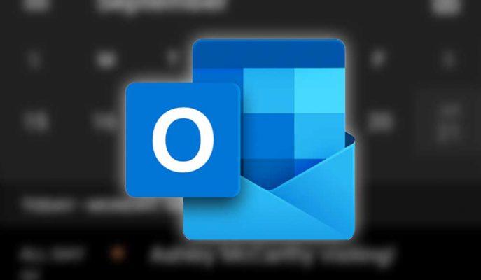 Outlook'un Mobil Sürümlerine Beklenen Karanlık Mod Desteği Geliyor