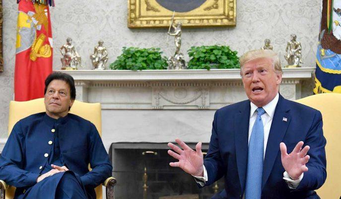 Pakistan Başbakanı Han'ın Trump Ziyareti, Zordaki Ülke Ekonomisine Yardım Etmeyecek