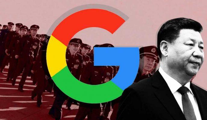 Peter Thiel'in Suçlamalarının Ardından Google'ın Çin'deki İşleri Mercek Altına Altındı