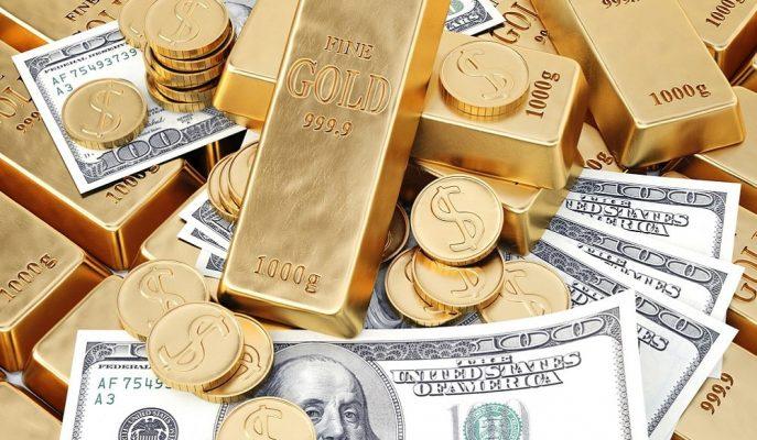 Powell'ın Kongre Konuşması Öncesinde Altın Aşağı, Dolar Yukarı Yönde!