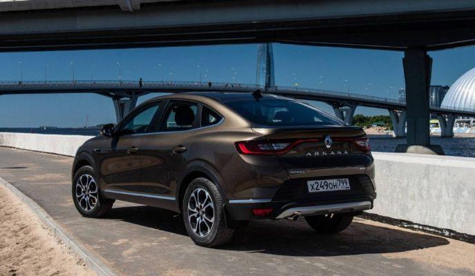 Renault, Coupe SUV Arkana'nın Resmi Olarak Satışlarına Başladı!