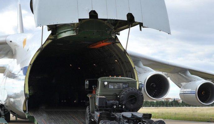 S-400 Teslimatı Tüm Hızıyla Devam Ederken Uygulanacak Yaptırımlar Merak Ediliyor